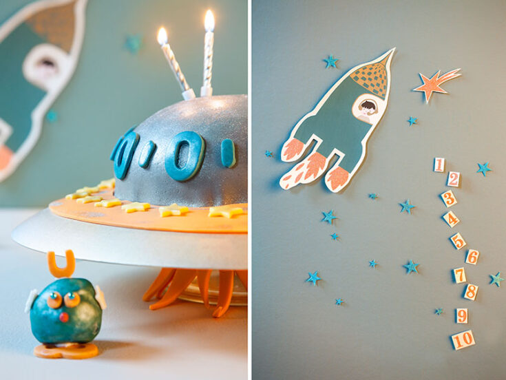 1632411865 247 Galactic childrens birthday party party decoration blog by party princess - Galactic children's birthday party - party decoration blog by party-princess