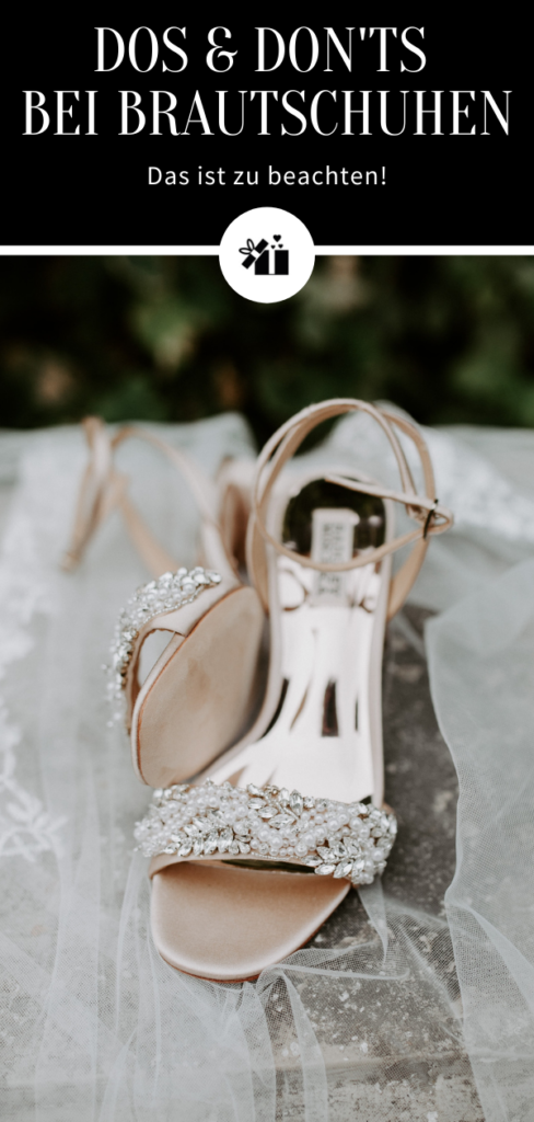 1632442187 251 Dos and donts with bridal shoes You have to pay - Dos and don'ts with bridal shoes: You have to pay attention to this