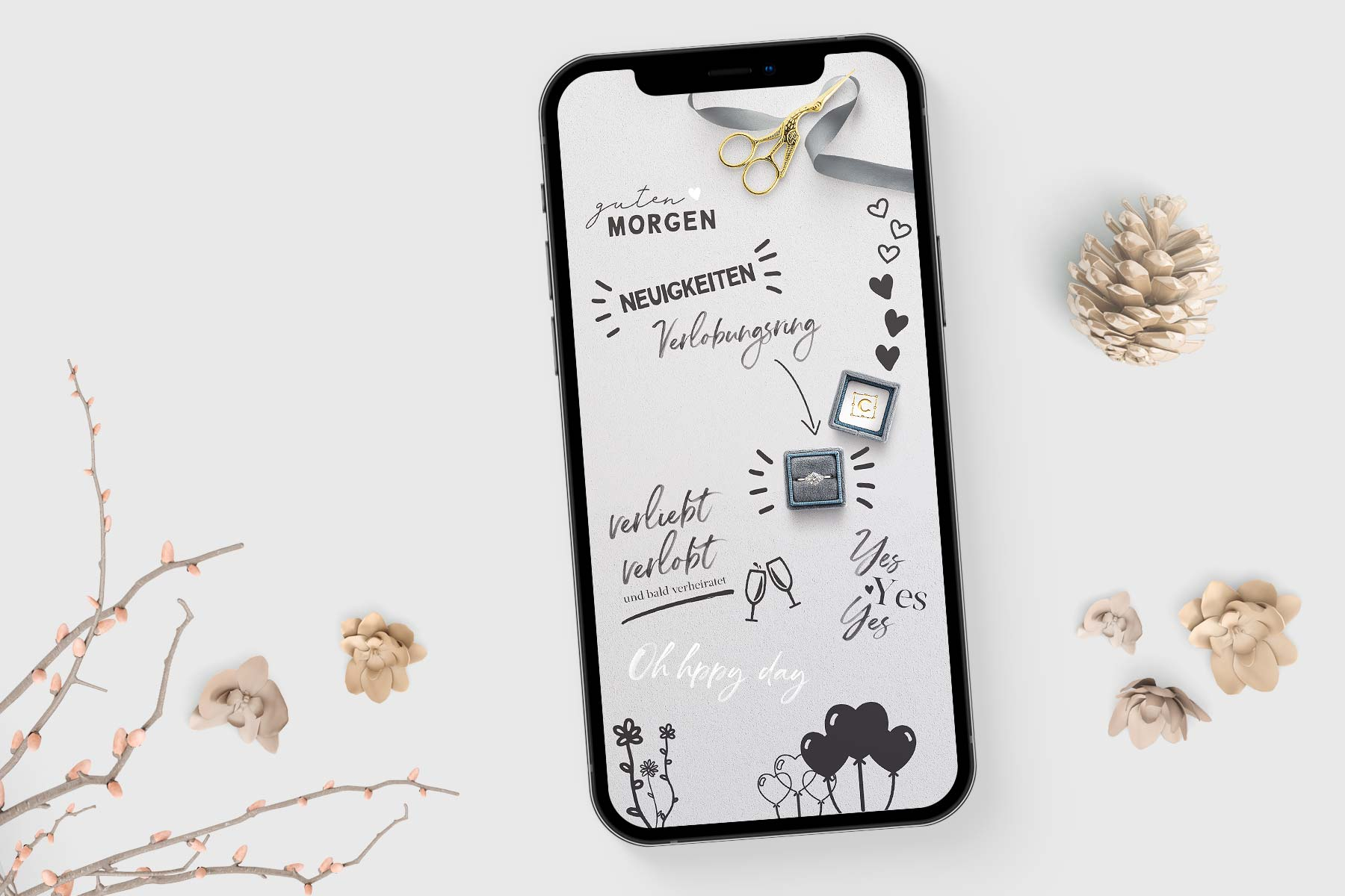 1632464453 28 Free wedding story stickers to download - Free wedding story stickers to download