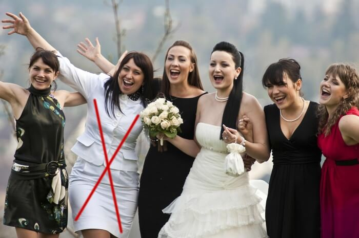 1632477579 674 The 10 worst mistakes as a wedding guest and how - The 10 worst mistakes as a wedding guest and how to avoid them