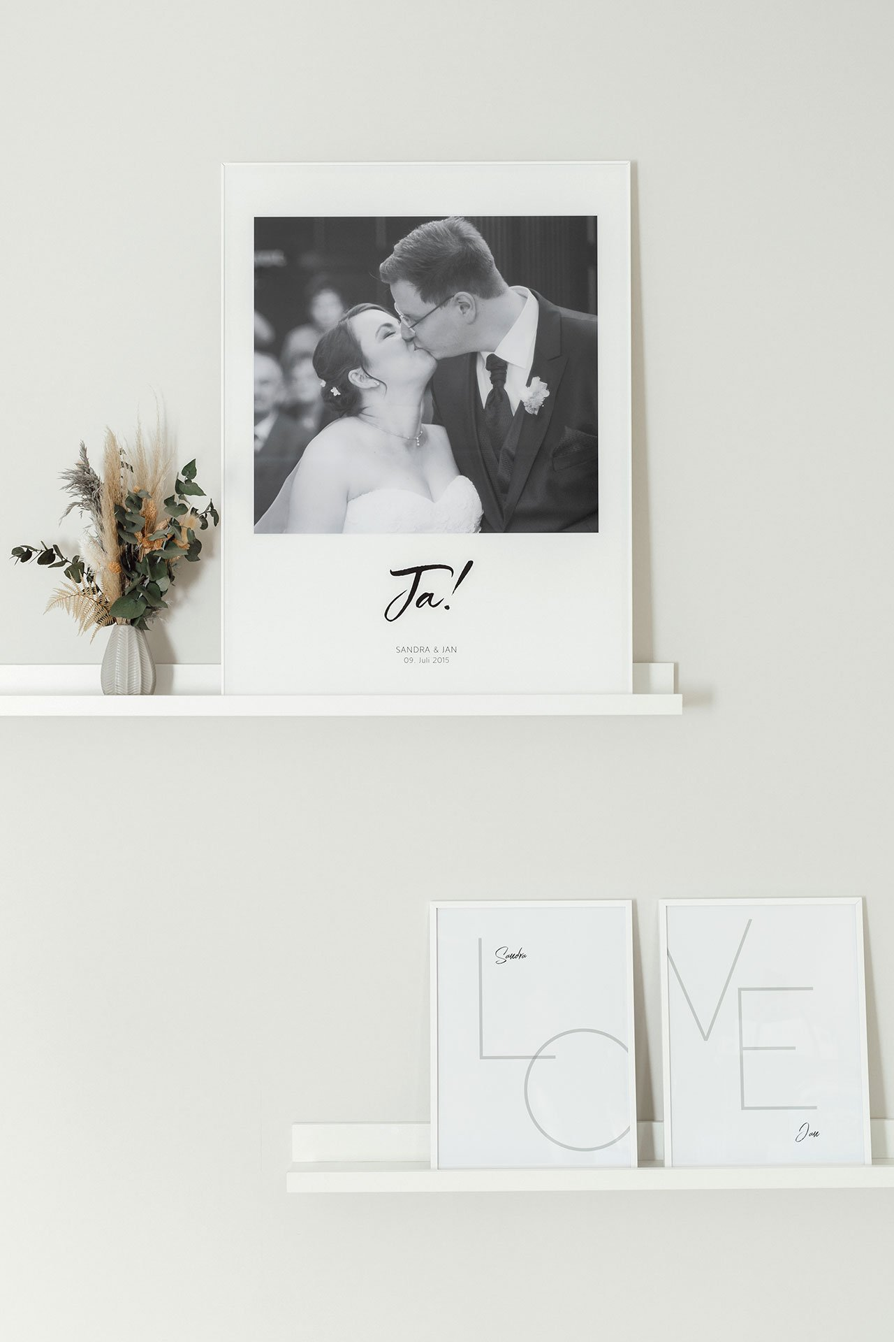 1632479275 377 Your most beautiful wedding moments as a mural - Your most beautiful wedding moments as a mural
