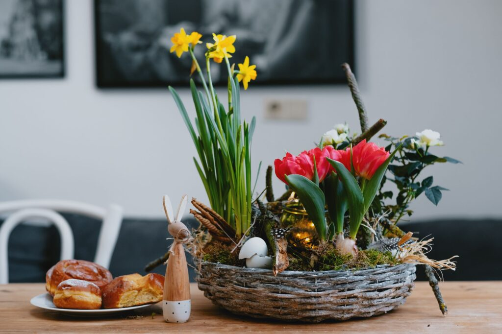 Easter flowery tips and ideas - Easter - flowery tips and ideas