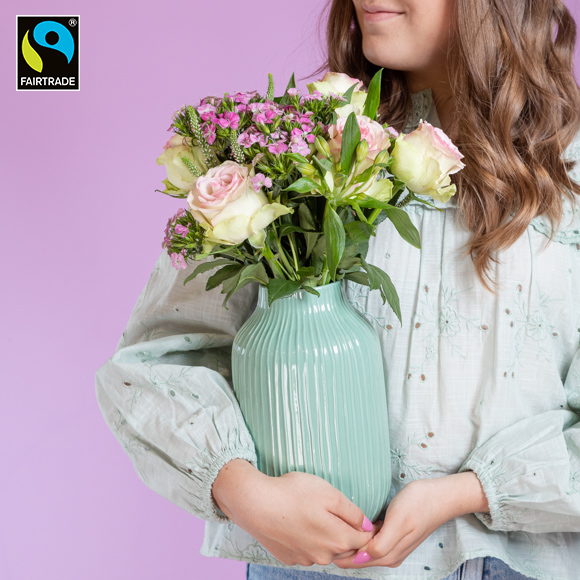 Lets be fair our fair trade flowers - Let's be fair - our fair trade flowers