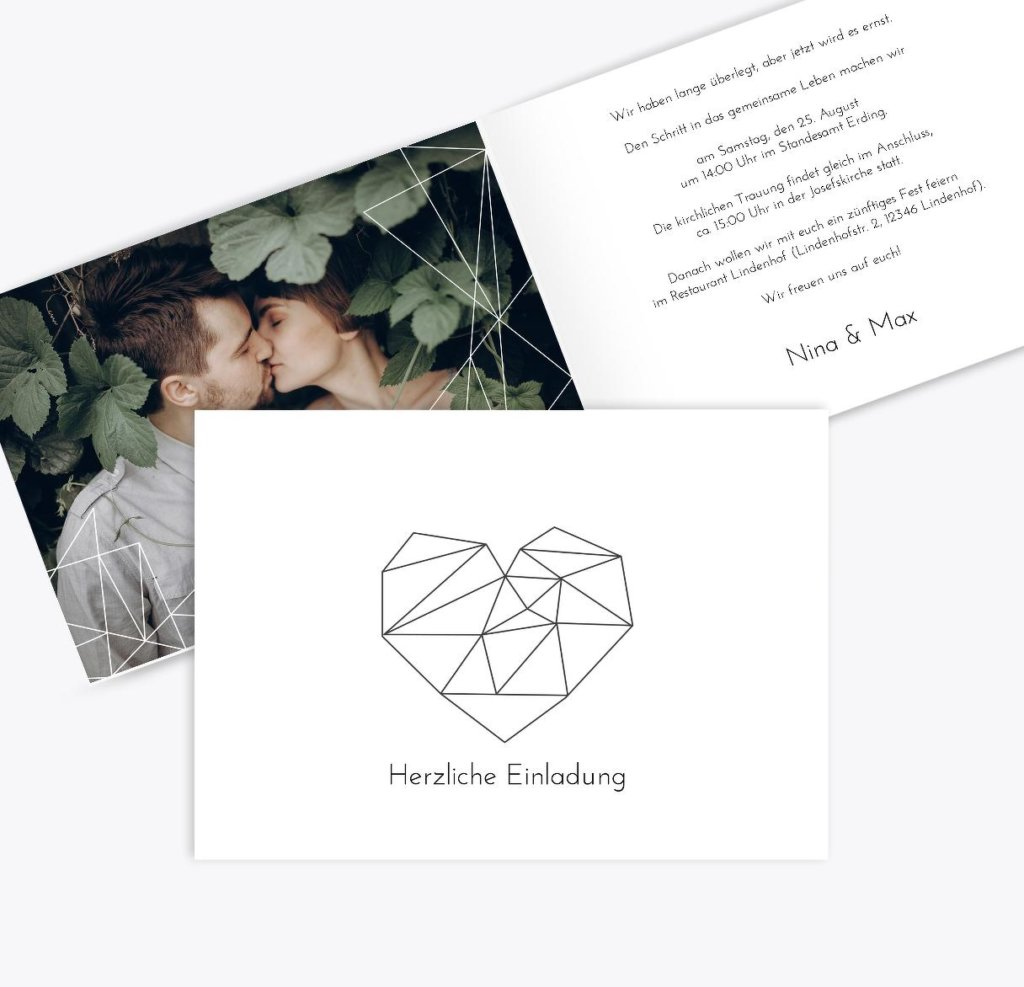 Unique wedding invitations 20 themes and styles - Unique wedding invitations: 20 themes and styles
